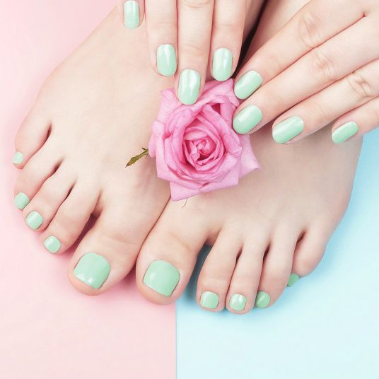 Hands & Feet Treatment